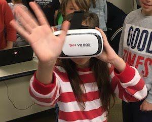 kid VR glasses